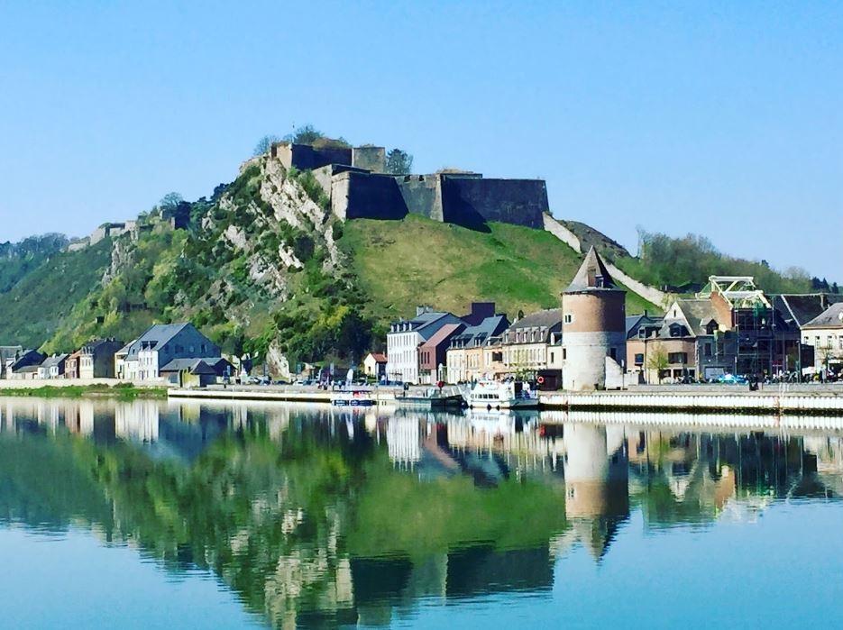 Steden in de Ardennen